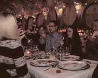 Here's what makes our Wine Cave Dinners so special